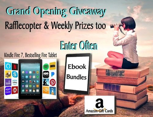 Meet the Romance Gems – Enter to win a FREE Kindle Fire